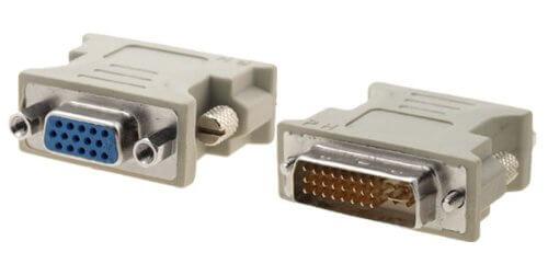 ĐẦU CHUYỂN DVI- VGA 24+5