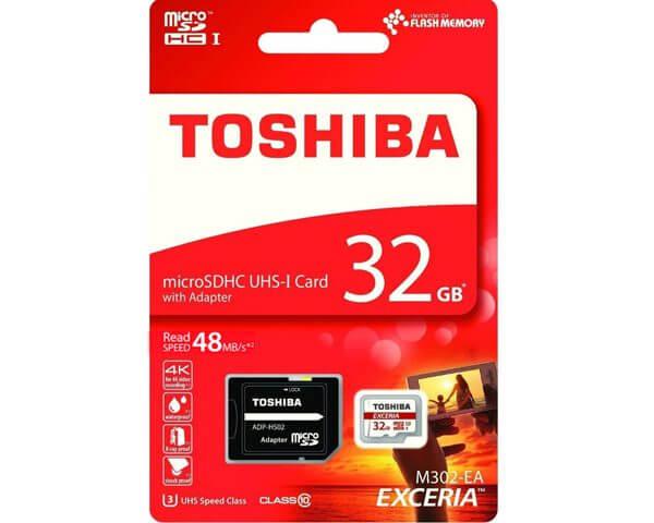 THẺ NHỚ 32GB TOSHIBA