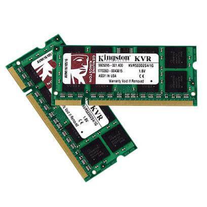 RAM 2GB/800 LAPTOP