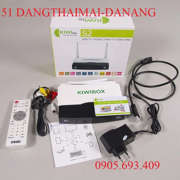 Tivi Box Kiwibox S2 Đà Nẵng