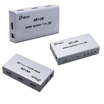 BỘ CHIA HDMI 1 RA 4 DTECH DT-7144