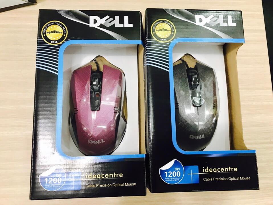 Chuột Dell/Asus/Hp dây usb thường