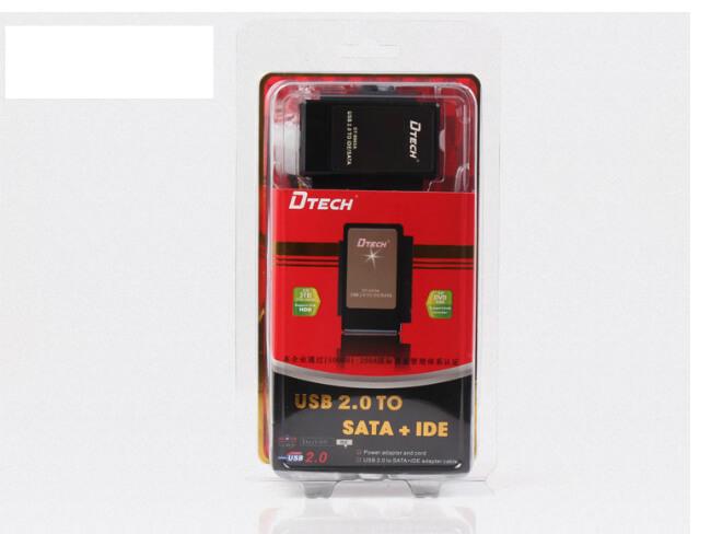Cáp chuyển USB sang Sata/ IDE Dtech DT8003A