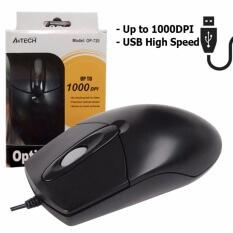 Chuột quang có dây A4Tech OP -720