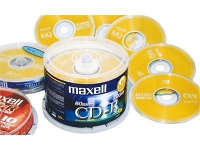 Đĩa trắng CD Maxcell