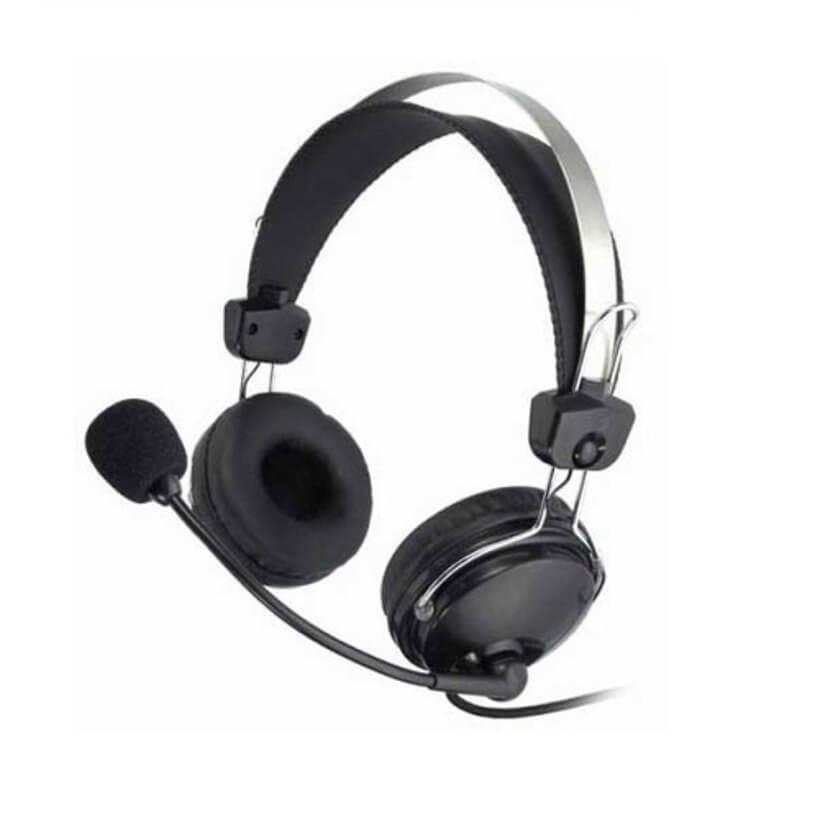 Tai nghe đen A4Tech-HS.7P