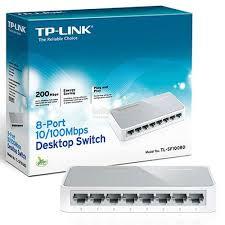 Hub Tp-Link TL-SF1008D 8-port