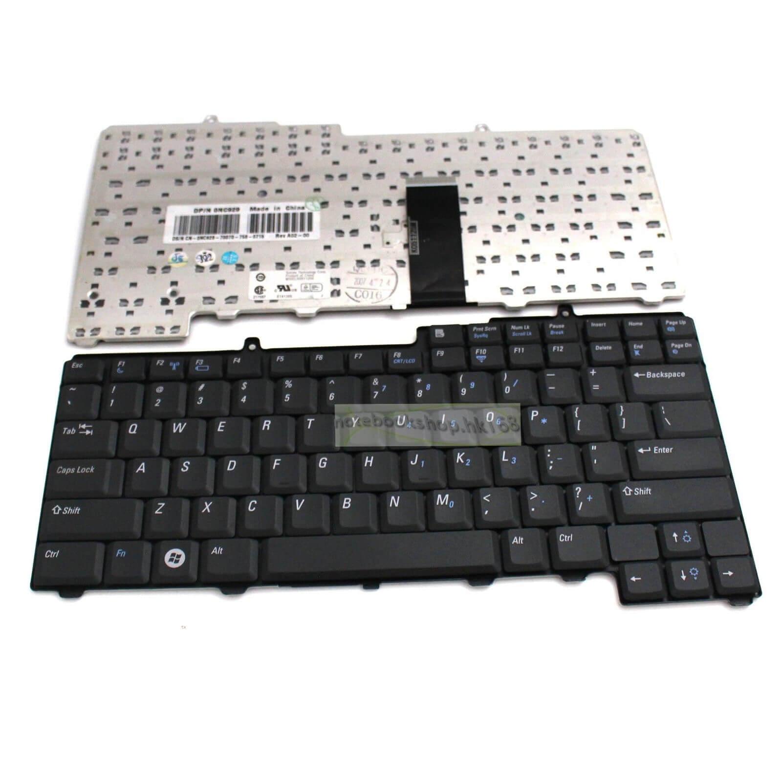 Key Dell Latitude D620/D630