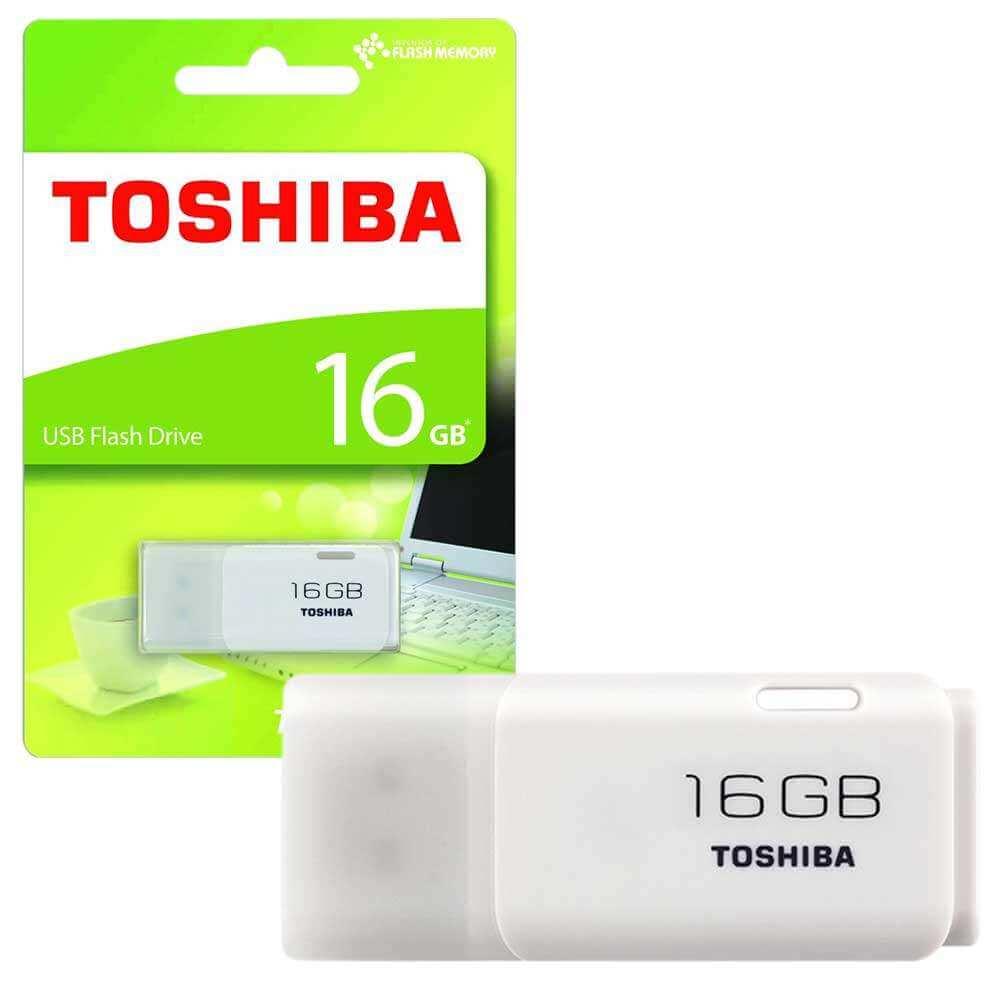 Usb 16Gb Toshiba 2.0