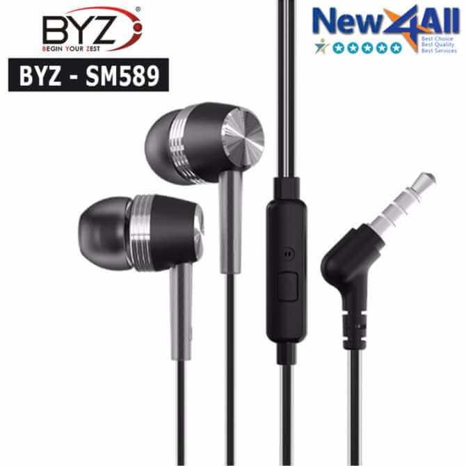 Tai nghe BYZ SM589