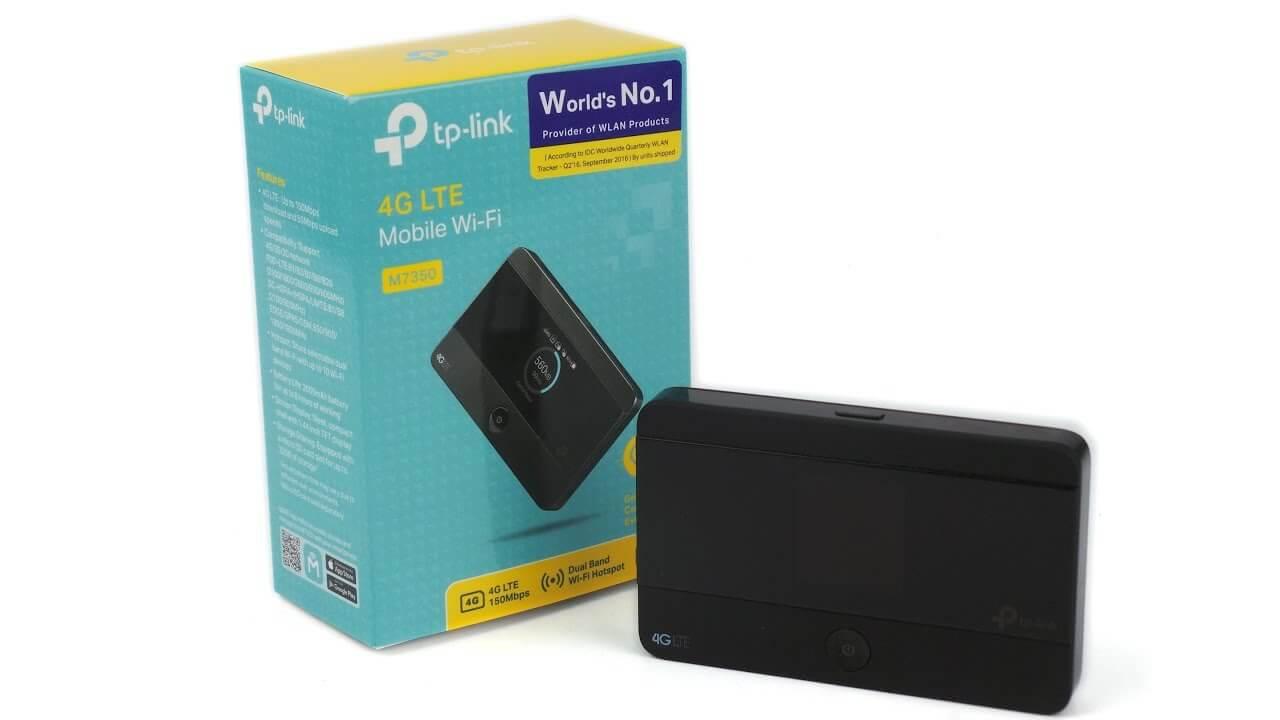 Bộ Phát Wifi di động 4G Tp Link M7350