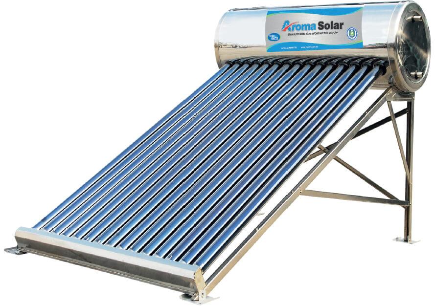 Bình năng lượng mặt trời Aroma – Ống Dầu