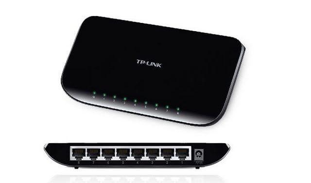 Hub 8 Ports TP-LINK TL-SG1008D 10/100/1000