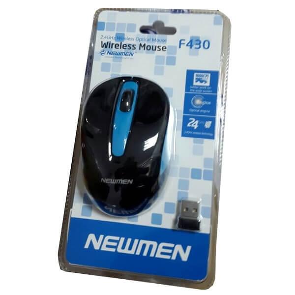 Chuột không dây Newmen F430