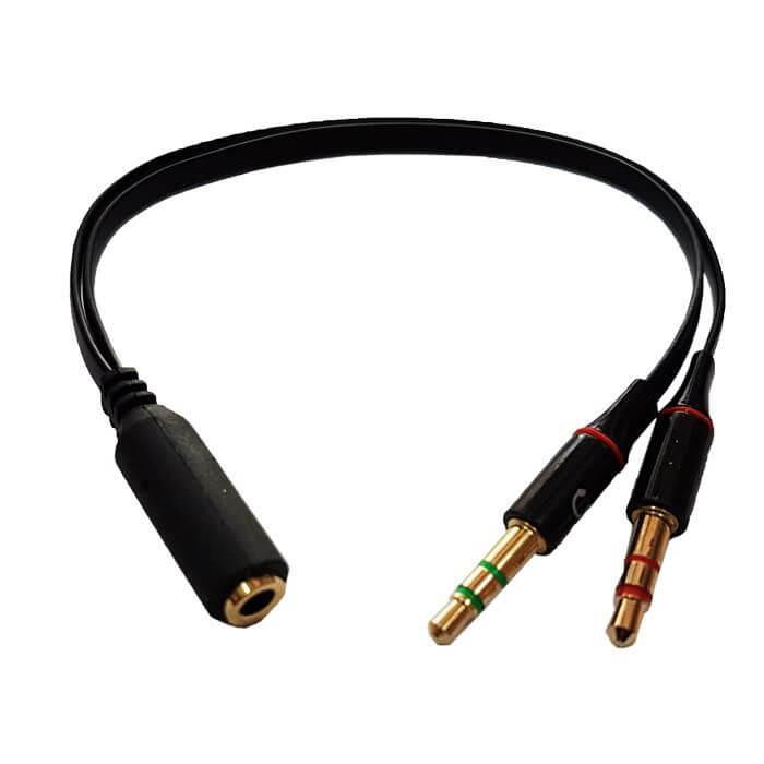 Dây gộp Audio và Micro