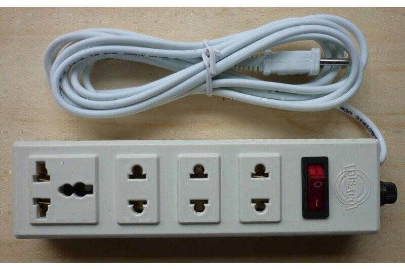 Ổ cắm điện Disaco cao cấp