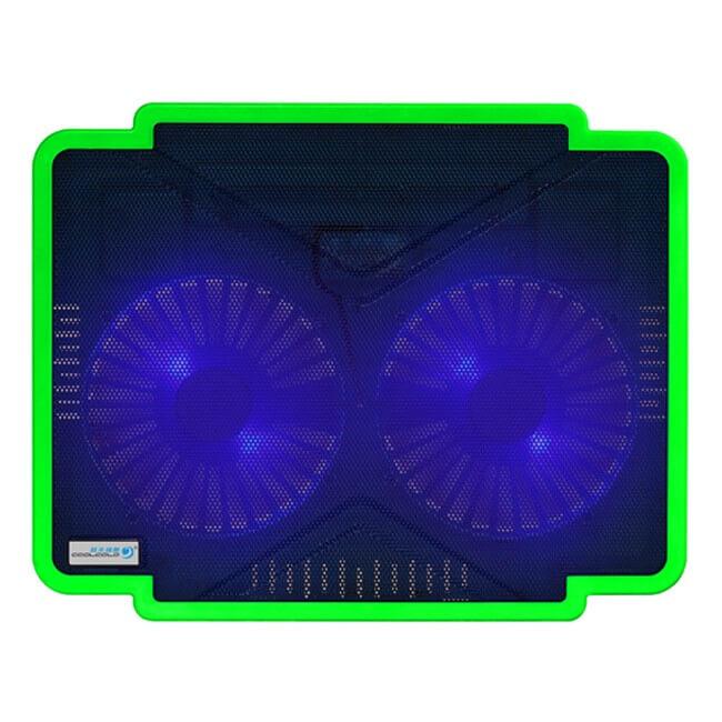 Đế tản nhiệt laptop  k17 fro 2fan