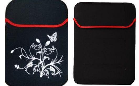 Túi chống sốc 14 inch hoa văn