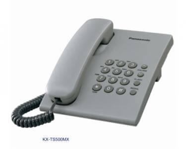 Điện thoại bàn có dây Panasonic KX-TS500MX