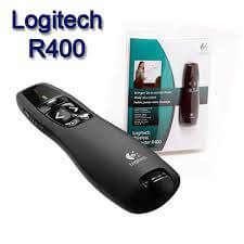Bút trình chiếu Logitech R400