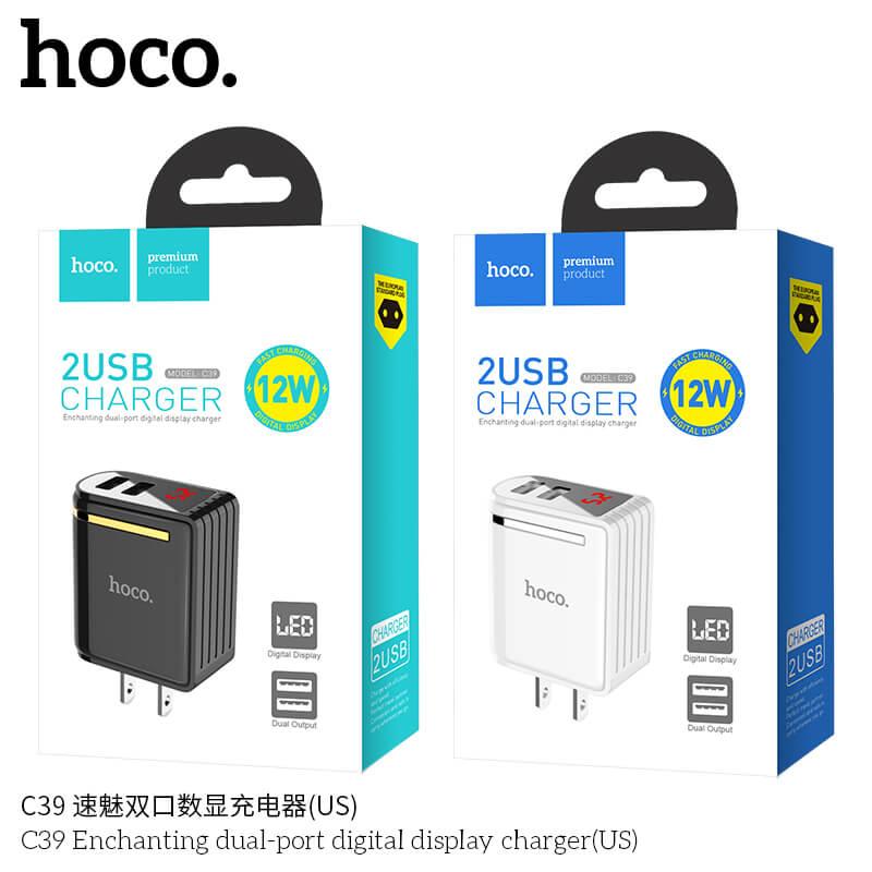 Củ sạc Hoco C39