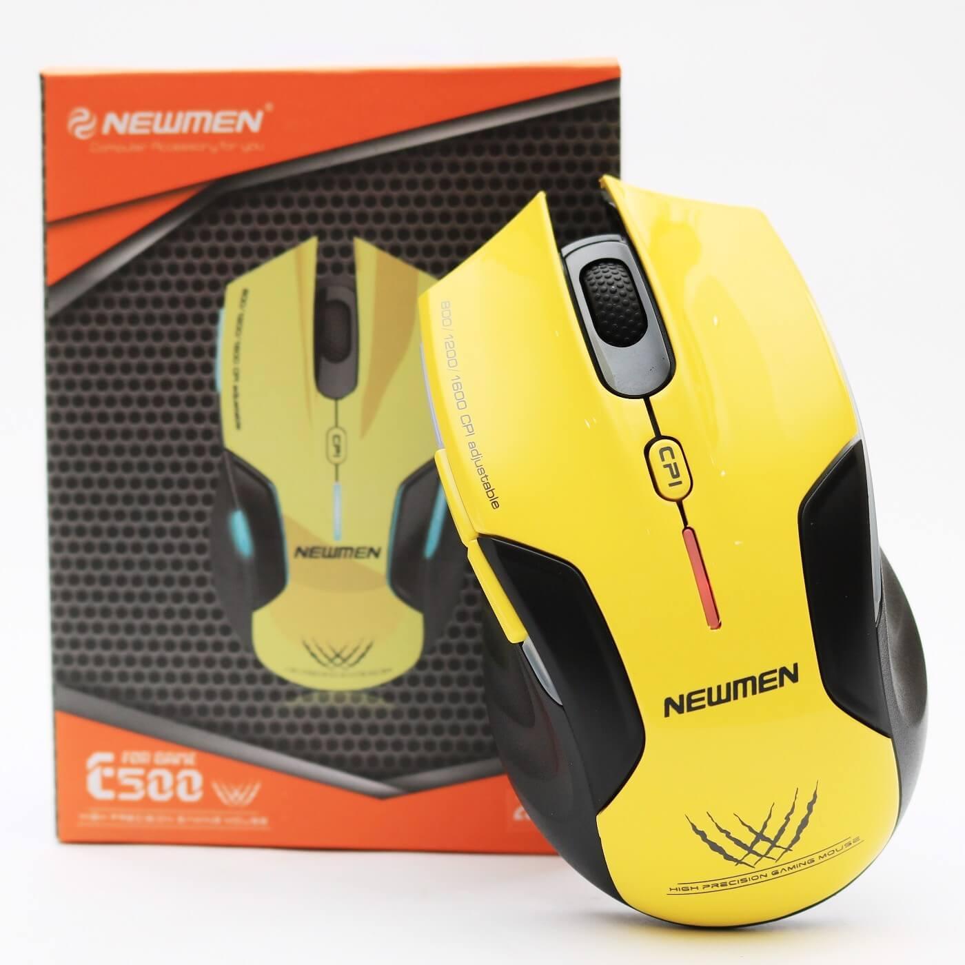 Chuột không dây Newmen E500