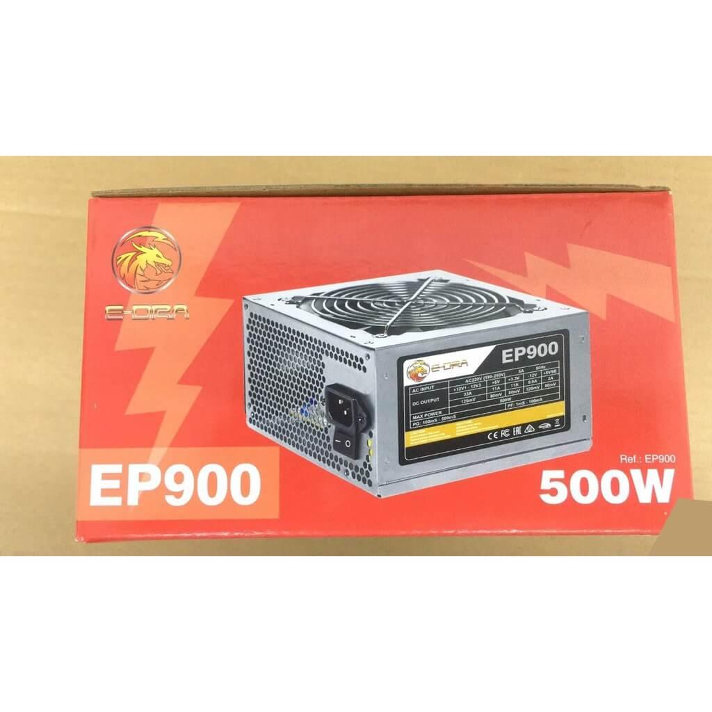 Nguồn Máy Tính E-Dra EP900 Fan 12 500W