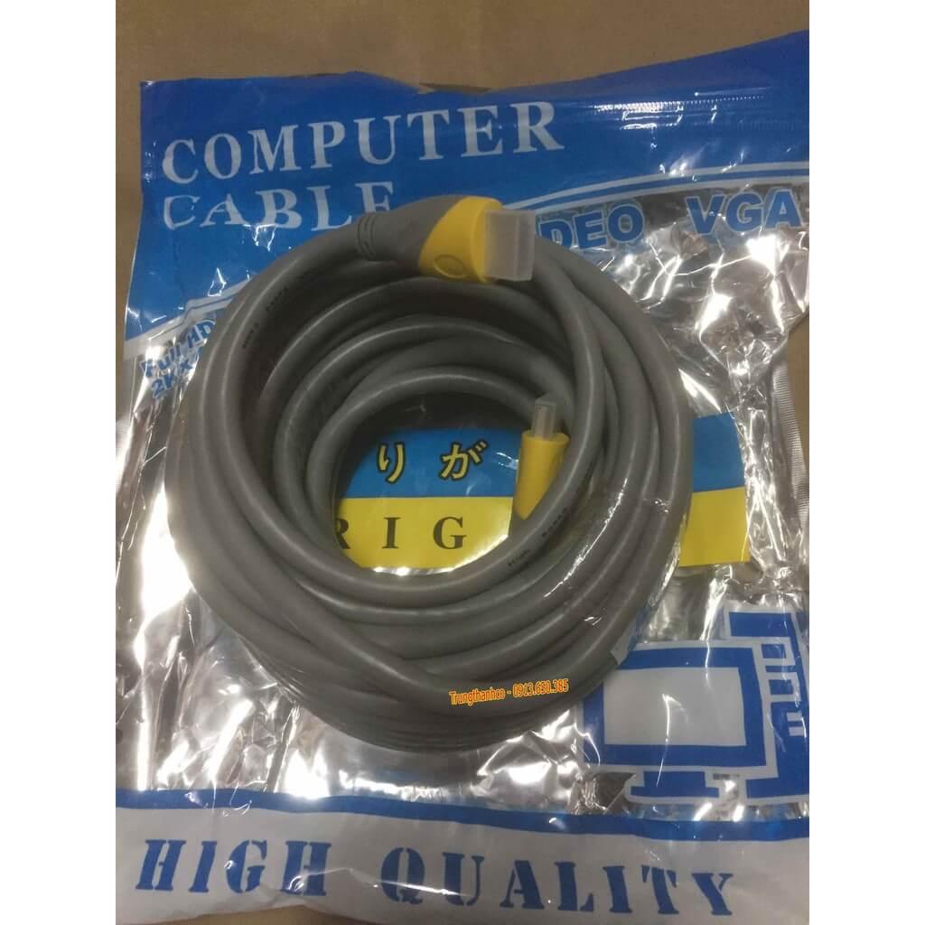 Cáp HDMI 4k 15m Arigato