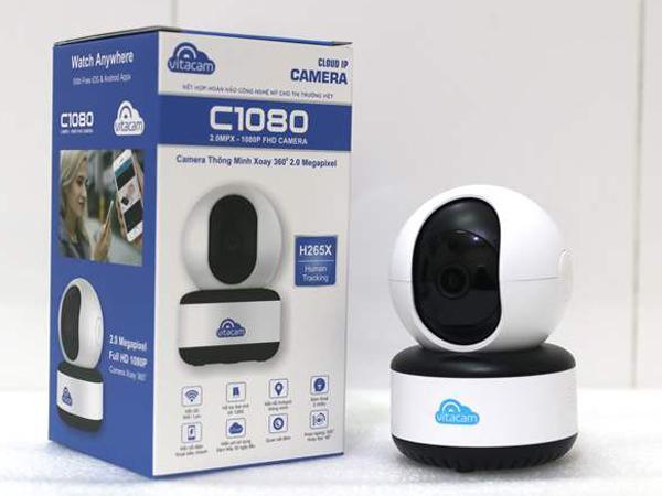 Camera wifi Vitacam C1080