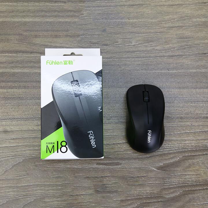 Chuột không dây Fuhlen M18