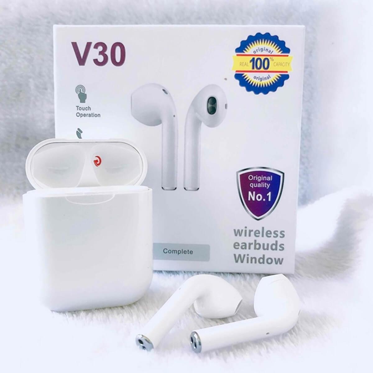 Tai nghe Bluetooth 5.0 cao cấp V30