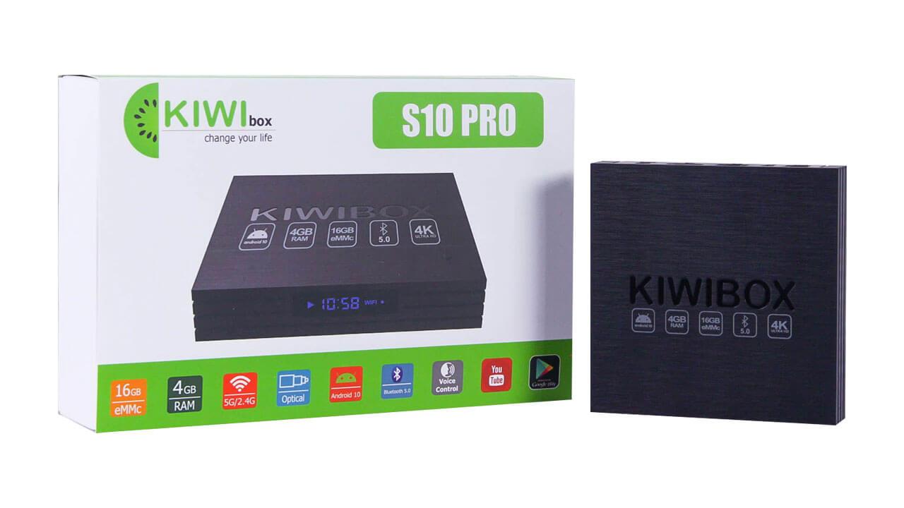 KIWIBOX S10 PRO