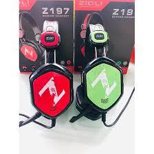 Tai nghe ZIDLI Z-197 trùm đầu Gaming