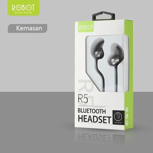 Tai Nghe Bluetooth ROBOT R5